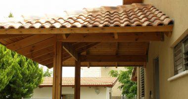עיצוב גגות רעפים