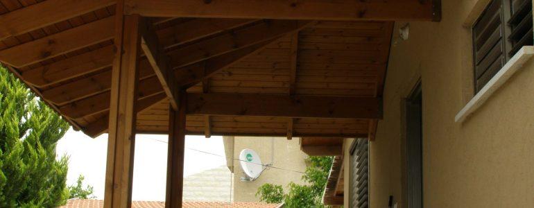 עיצוב גג רעפים