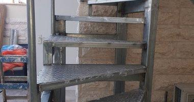 בניה והתקנת מדרגות